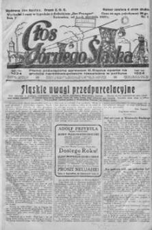 Głos Górnego Śląska, 1927, R. 7, nr 1