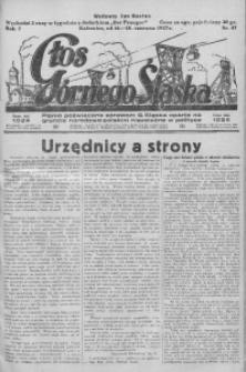 Głos Górnego Śląska, 1927, R. 7, nr 47