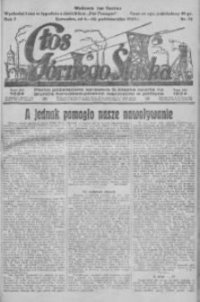 Głos Górnego Śląska, 1927, R. 7, nr 72