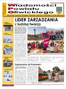 Wiadomości Powiatu Gliwickiego, 2013, nr 7/8(76-77)