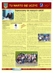 Wiadomości Powiatu Gliwickiego, 2014, nr 4(85) Dodatek