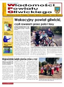 Wiadomości Powiatu Gliwickiego, 2014, nr 7/8(88-89)
