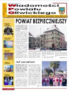 Wiadomości Powiatu Gliwickiego, 2015, nr 2(95)