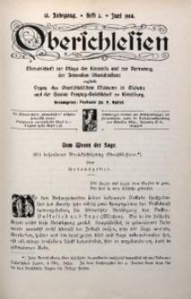 Oberschlesien, 1914, Jg. 13, H. 3