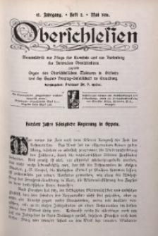 Oberschlesien, 1916, Jg. 15, H. 2