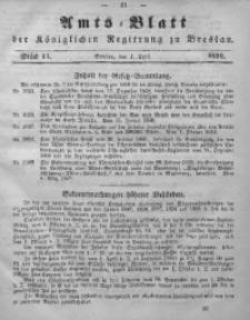 Amts-Blatt der Königlichen Regierung zu Breslau, 1859, Bd. 50, St. 13
