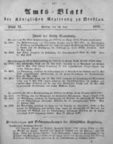 Amts-Blatt der Königlichen Regierung zu Breslau, 1859, Bd. 50, St. 23