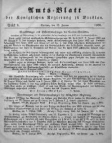 Amts-Blatt der Königlichen Regierung zu Breslau, 1860, Bd. 51, St. 2