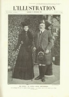 L'Illustration 1907, 65 Annee, nr 3337
