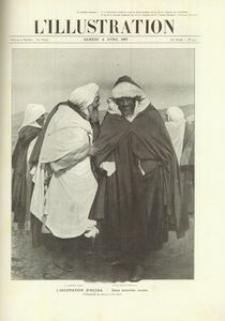 L'Illustration 1907, 65 Annee, nr 3345