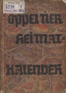 Oppelner Heimat-Kalender für Stadt und Land, 1942, Jg. 17
