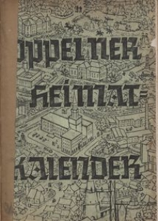 Oppelner Heimat-Kalender für Stadt und Land, 1939, Jg. 14