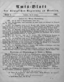 Amts-Blatt der Königlichen Regierung zu Breslau, 1863, Bd. 54, St. 2