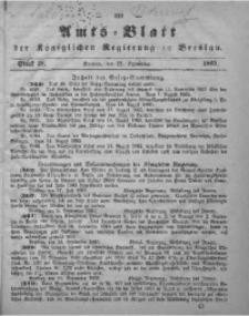 Amts-Blatt der Königlichen Regierung zu Breslau, 1865, Bd. 56, St. 38