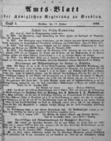 Amts-Blatt der Königlichen Regierung zu Breslau, 1866, Bd. 57, St. 2