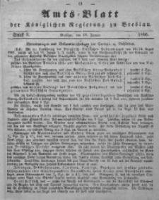 Amts-Blatt der Königlichen Regierung zu Breslau, 1866, Bd. 57, St. 3