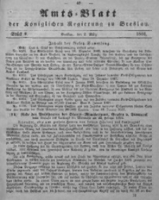 Amts-Blatt der Königlichen Regierung zu Breslau, 1866, Bd. 57, St. 9