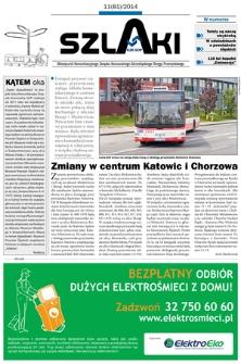 Szlaki, 2014, nr11 (81)