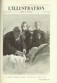 L'Illustration 1907, 65 Annee, nr 3343