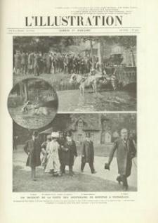 L'Illustration 1907, 65 Annee, nr 3353