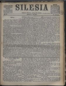 Silesia, 1884, Nry 79-105, 107-140, 143-146 (147 - konfiskata), 148-156