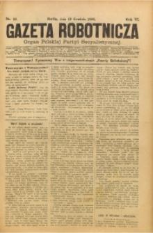 Gazeta Robotnicza, 1896, R. 6, nr 51