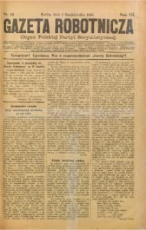 Gazeta Robotnicza, 1897, R. 7, nr 40
