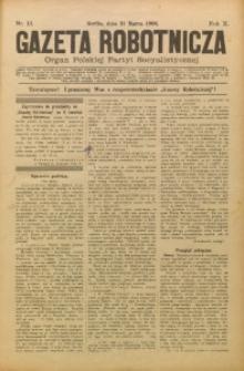 Gazeta Robotnicza, 1900, R. 10, nr 13
