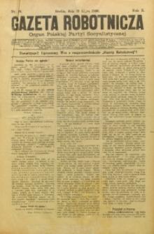 Gazeta Robotnicza, 1900, R. 10, nr 29