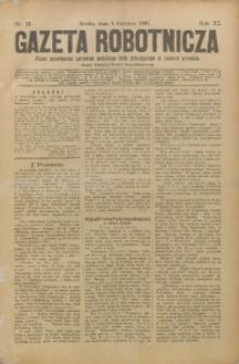 Gazeta Robotnicza, 1901, R. 11, nr 23