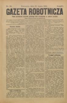 Gazeta Robotnicza, 1901, R. 11, nr 30