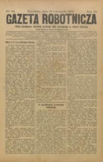 Gazeta Robotnicza, 1901, R. 11, nr 46