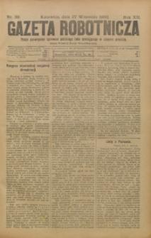 Gazeta Robotnicza, 1902, R. 12, nr 39