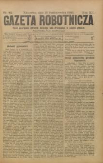 Gazeta Robotnicza, 1902, R. 12, nr 42