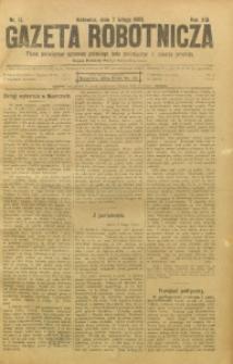 Gazeta Robotnicza, 1903, R. 13, nr 11