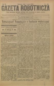 Gazeta Robotnicza, 1903, R. 13, nr 19