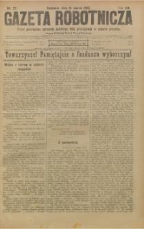 Gazeta Robotnicza, 1903, R. 13, nr 22