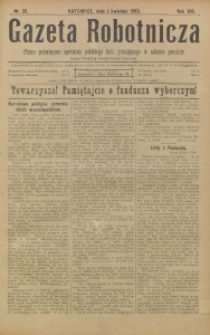 Gazeta Robotnicza, 1903, R. 13, nr 26