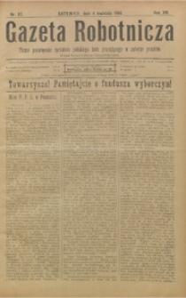Gazeta Robotnicza, 1903, R. 13, nr 27