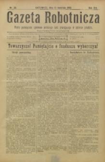 Gazeta Robotnicza, 1903, R. 13, nr 30