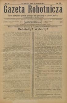 Gazeta Robotnicza, 1903, R. 13, nr 46