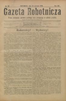 Gazeta Robotnicza, 1903, R. 13, nr 50