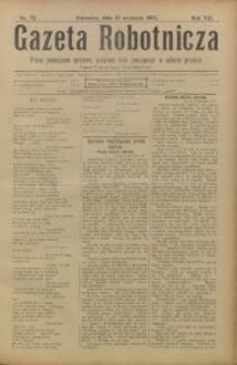 Gazeta Robotnicza, 1903, R. 13, nr 75