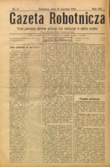 Gazeta Robotnicza, 1904, R. 14, nr 3