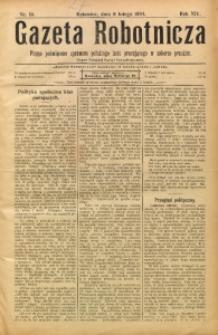 Gazeta Robotnicza, 1904, R. 14, nr 10