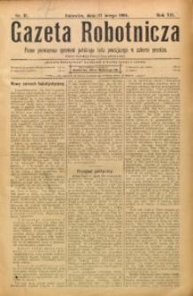 Gazeta Robotnicza, 1904, R. 14, nr 15