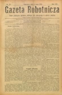 Gazeta Robotnicza, 1904, R. 14, nr 35