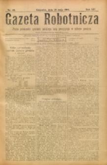 Gazeta Robotnicza, 1904, R. 14, nr 42