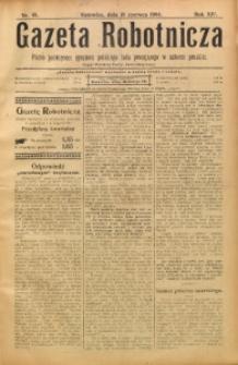 Gazeta Robotnicza, 1904, R. 14, nr 48