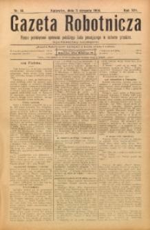Gazeta Robotnicza, 1904, R. 14, nr 61
